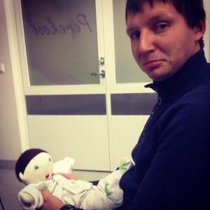 Teet ja tema tänane beebi