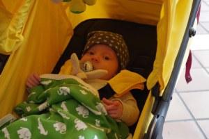 Jens teeb aega parajaks samal ajal kui emme shoppab :)
