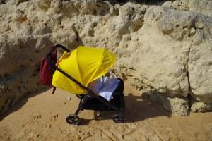Armadillo käru on nii mõnna, et isegi rannas saime käidud